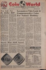 Coin World [11/18/1970]