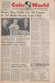 Coin World [10/25/1967] (pg. 20)