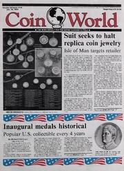 Coin World [01/18/1993]