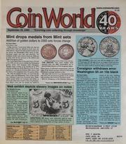 Coin World [09/25/2000]