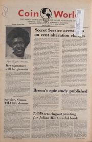 Coin World [07/27/1977]