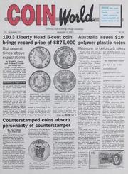 Coin World [11/01/1993]