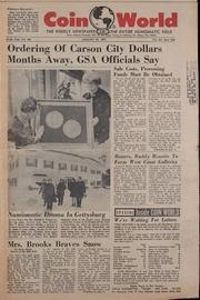 Coin World [01/20/1971]