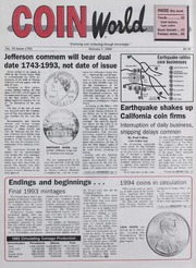 Coin World [02/07/1994]
