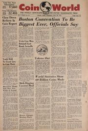 Coin World [07/28/1960]