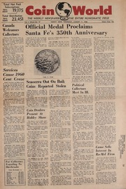 Coin World [08/11/1960]