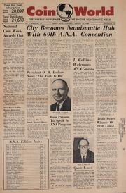 Coin World [08/18/1960]