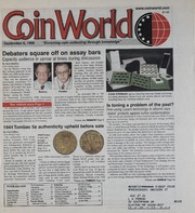Coin World [09/06/1999]