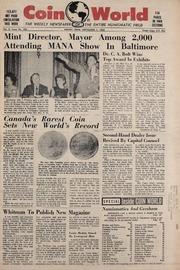 Coin World [11/01/1963] (pg. 108)