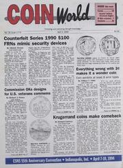 Coin World [04/04/1994]
