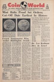 Coin World [01/22/1964]