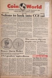 Coin World [07/23/1980]