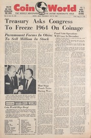 Coin World [07/08/1964]
