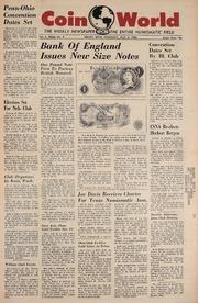 Coin World [05/05/1960]