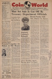 Coin World [09/15/1960]