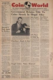 Coin World [10/06/1960]