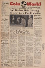Coin World [10/13/1960]