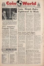 Coin World [07/26/1963]