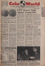 Coin World [06/21/1972]