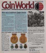 Coin World [11/12/2001]