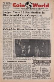 Coin World [01/30/1974]