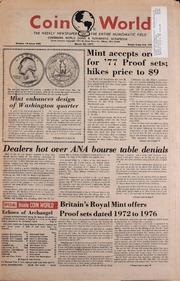 Coin World [03/30/1977]