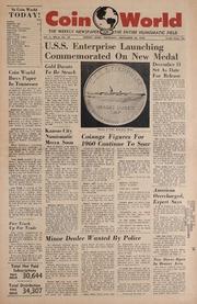 Coin World [11/24/1960]