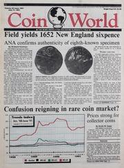 Coin World [07/17/1991] (pg. 33)