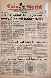 Coin World [07/30/1980]