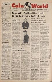 Coin World [12/15/1960]
