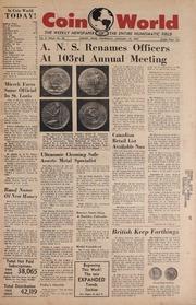 Coin World [01/19/1961]