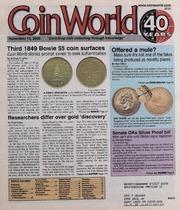 Coin World [11/13/2000]