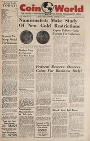 Coin World [01/26/1961]