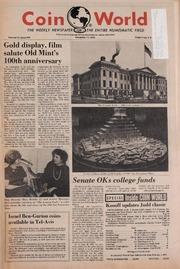 Coin World [12/11/1974]