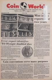 Coin World [07/18/1984]