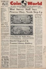 Coin World [11/30/1962]