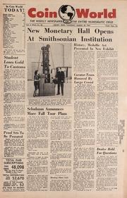 Coin World [03/30/1961]