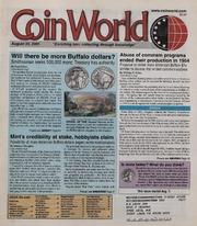 Coin World [08/20/2001]