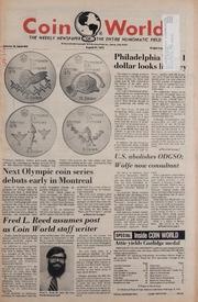 Coin World [08/27/1975]