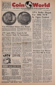 Coin World [01/02/1974]