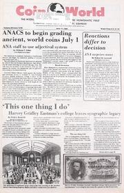Coin World [06/17/1987]