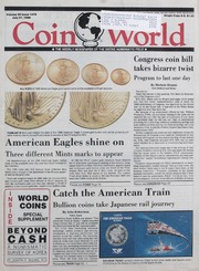 Coin World [07/27/1988]