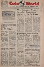 Coin World [08/18/1971]