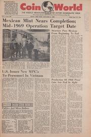 Coin World [11/06/1968]