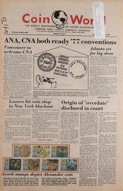 Coin World [08/03/1977]