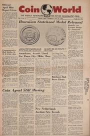 Coin World [05/26/1960]