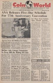 Coin World [08/07/1968]