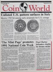 Coin World [04/03/1991]