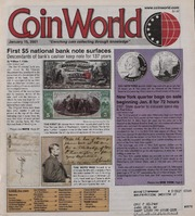 Coin World [01/15/2001] (pg. 2)
