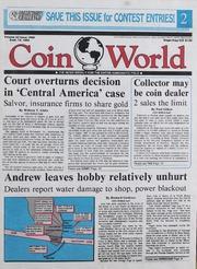 Coin World [09/14/1992]